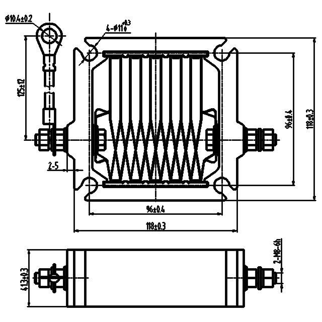 加热器 RK-222F01SY